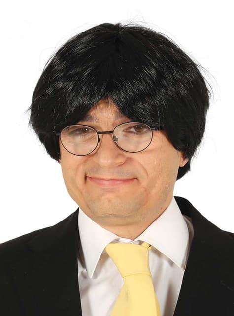 Black politicians wig for men