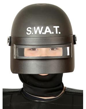 Capacete de SWAT anti-motins infantil