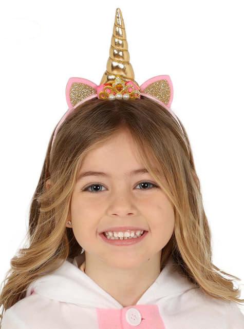 Zlatni kostim za djevojke