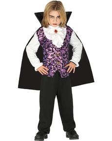 c4e29b4bd954 Vampyr kostumer til mænd og kvinder