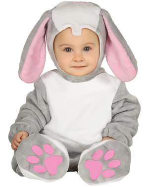 Lille kanin kostume til babyer