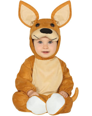 Déguisement kangourou bébé