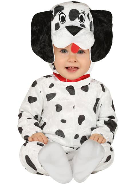 Bebekler için Dalmaçyalı kostümü