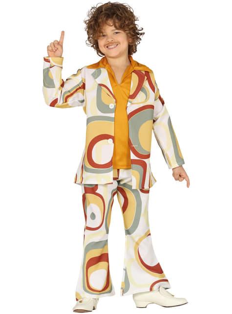 70-talls disko kostyme til gutter