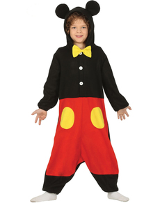 Little mouse Mouse onesie costume for kids