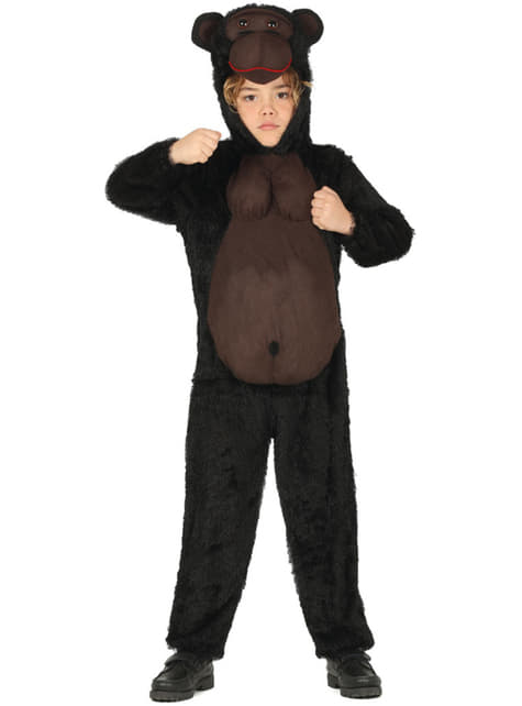 Disfraz de gorila infantil