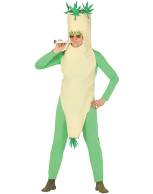 Marijuana joint costume for adults