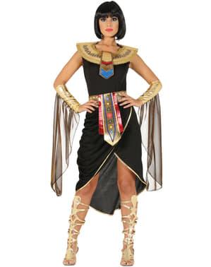 Dronningen av Egypt kostyme til dame