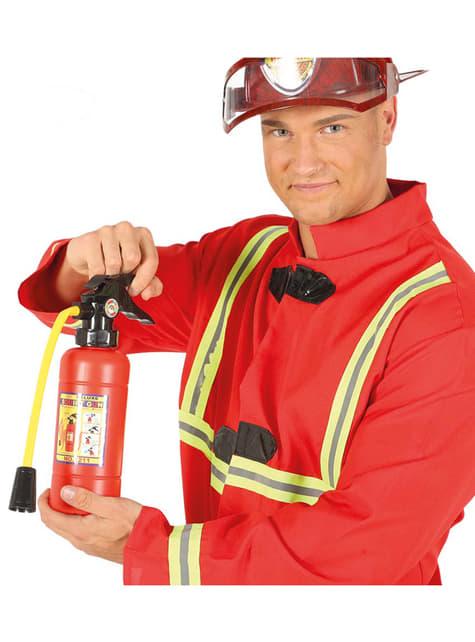Extintor de bombero para adulto