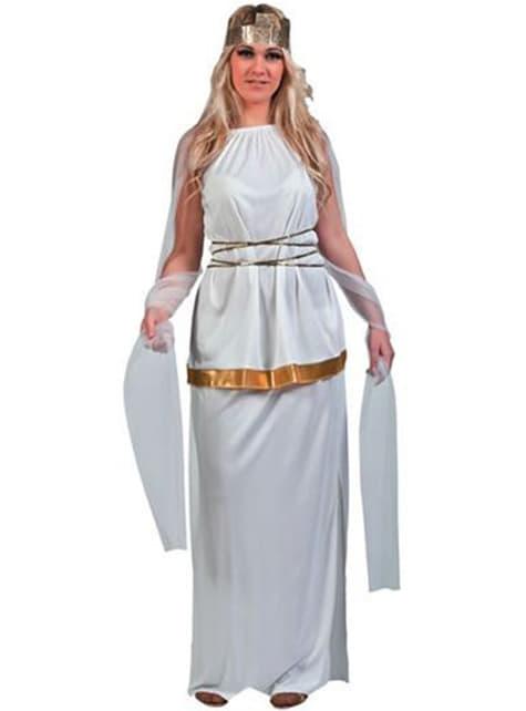 Disfraz de Atenea para mujer