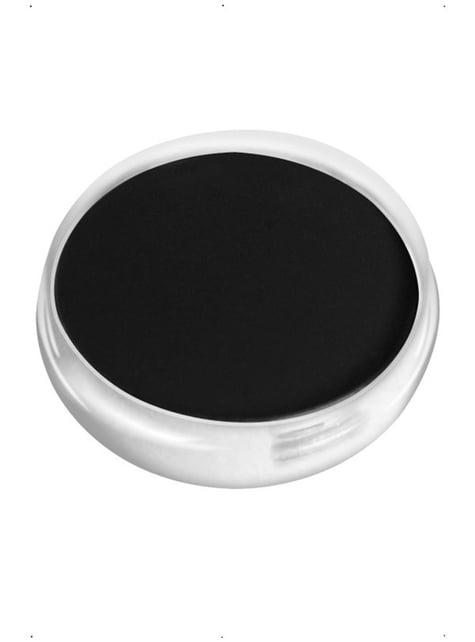 Maquillage FX à l'eau noir