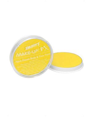 Maquillage FX à l'eau jaune