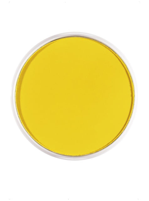Maquillaje FX Aqua amarillo - para tu disfraz