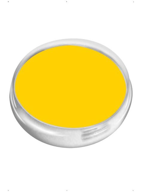 Maquillaje FX Aqua amarillo - original