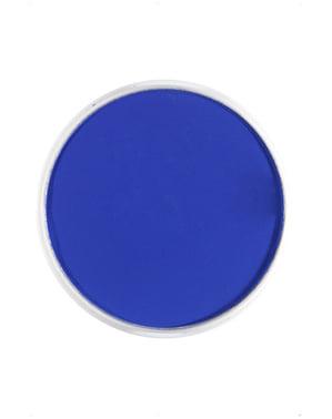 Trucco FX acquarelli blu elettrico