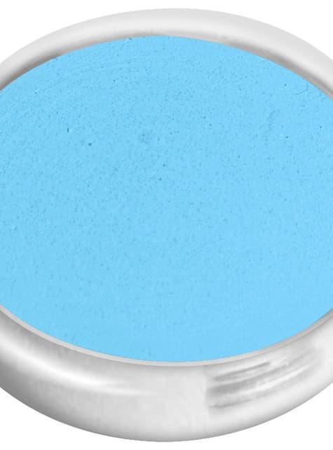 Teater make-up himmelblå