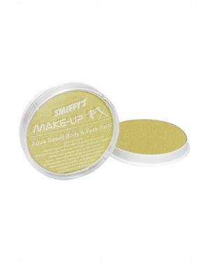 Maquillage FX à l'eau dorée