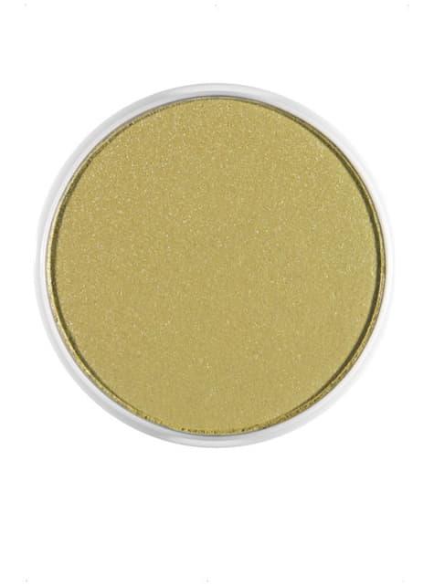 Maquillaje FX Aqua dorado - para tu disfraz