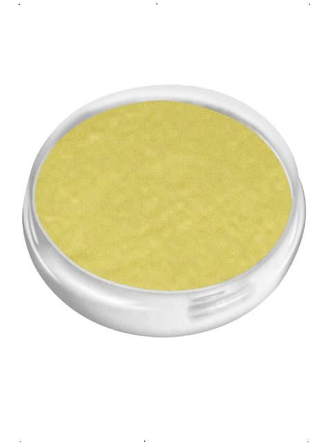 Maquillaje FX Aqua dorado - original