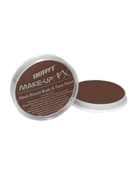 Light Brown FX Aqua Face Paint