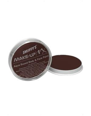 FX Aqua-smink Mörkbrunt