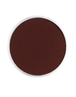 Mørkebrun FX Aqua Ansigtsmaling