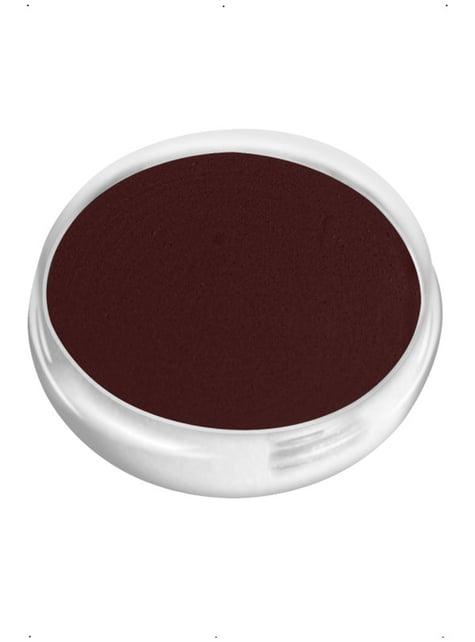 Maquillaje FX Aqua marrón oscuro - original