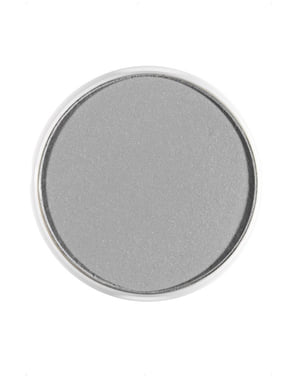 Trucco FX acquarelli argento