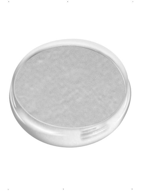 Maquillage FX à l'eau argenté