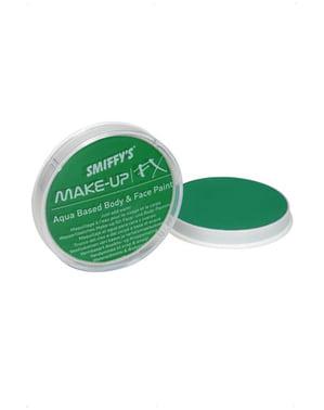 Trucco FX acquarelli verde intenso