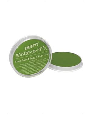 Trucco FX acquarelli verde lime