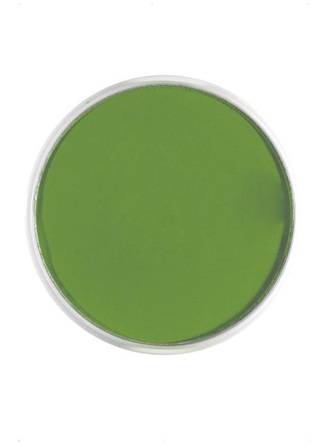 Teater make-up limegrøn