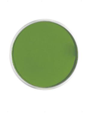 Maquillage FX à l'eau vert lime