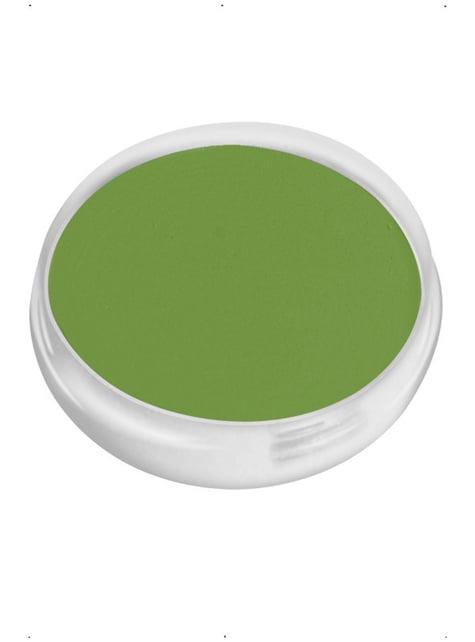 FX Aqua Lime Green Makeup