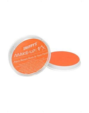 Teater make-up orange