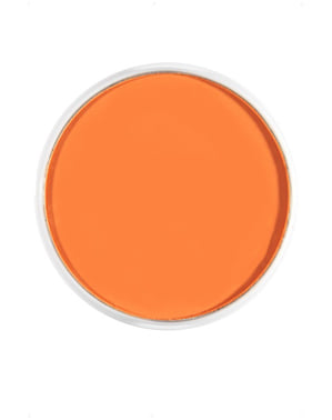 Maquillage FX à l'eau orange