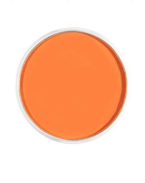 Trucco FX acquarelli arancione