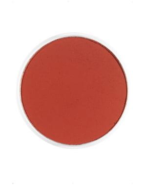 Maquillage FX à l'eau rouge foncé