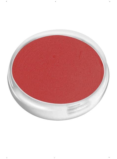 Maquillaje FX Aqua rojo oscuro - original