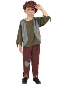 1bcc31fd774 Chlapecký kostým tuláček (viktoriánská éra) ...