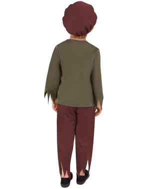Fattig Viktoriansk Child Kostyme til Gutter
