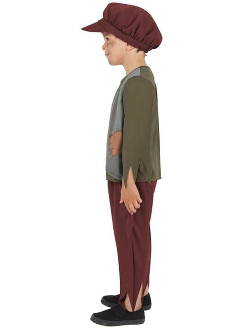 Κακή βικτοριανό Παιδί κοστούμι για αγόρια