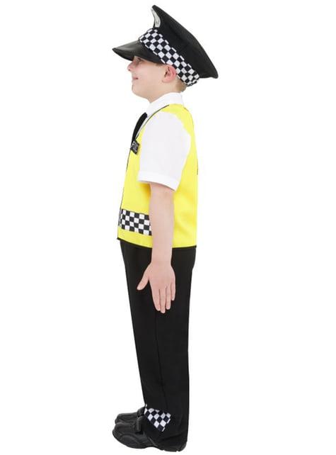Police Officer Costume for Children
