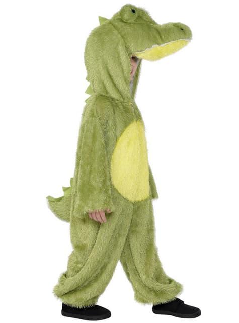 Costum de crocodil pentru copii