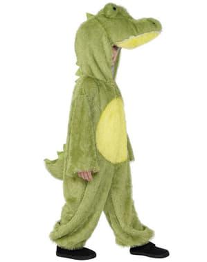 Fato de crocodilo infantil