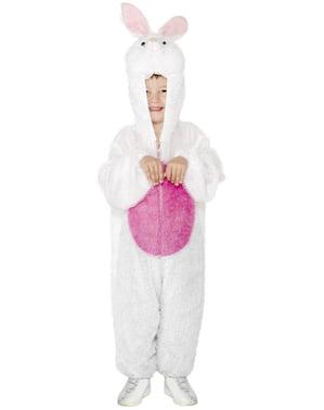 Kaninkostume til børn