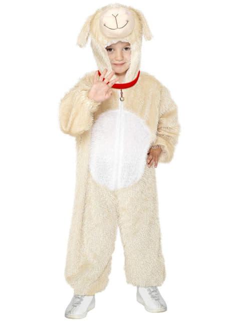 Dětský kostým beránek