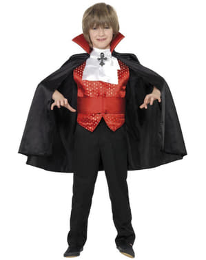 Kis Dracula jelmez fiúknak