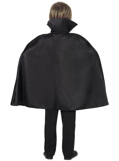 Disfraz de pequeño Drácula para niño - infantil