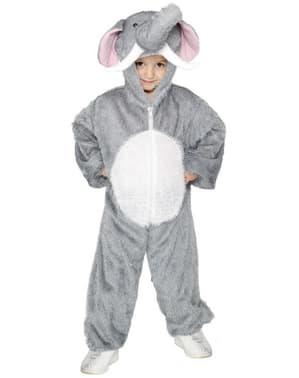 Elefanten Kostüm Classic für Kinder